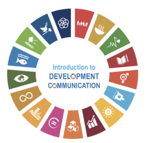 COS204 Introduction to Development Communication 1/2564 - Health Communication