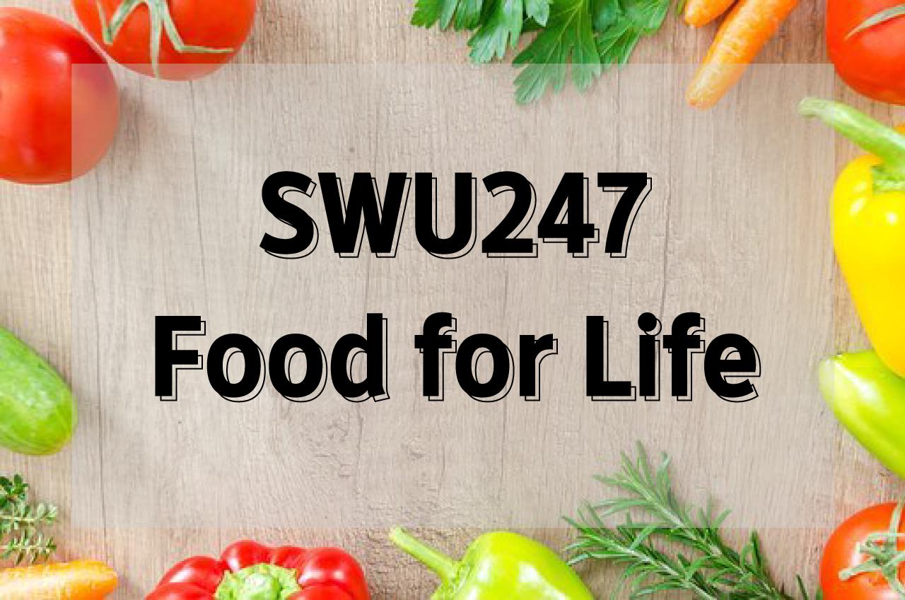 [Online Learning] 1/64 SWU247 อาหารเพื่อชีวิต