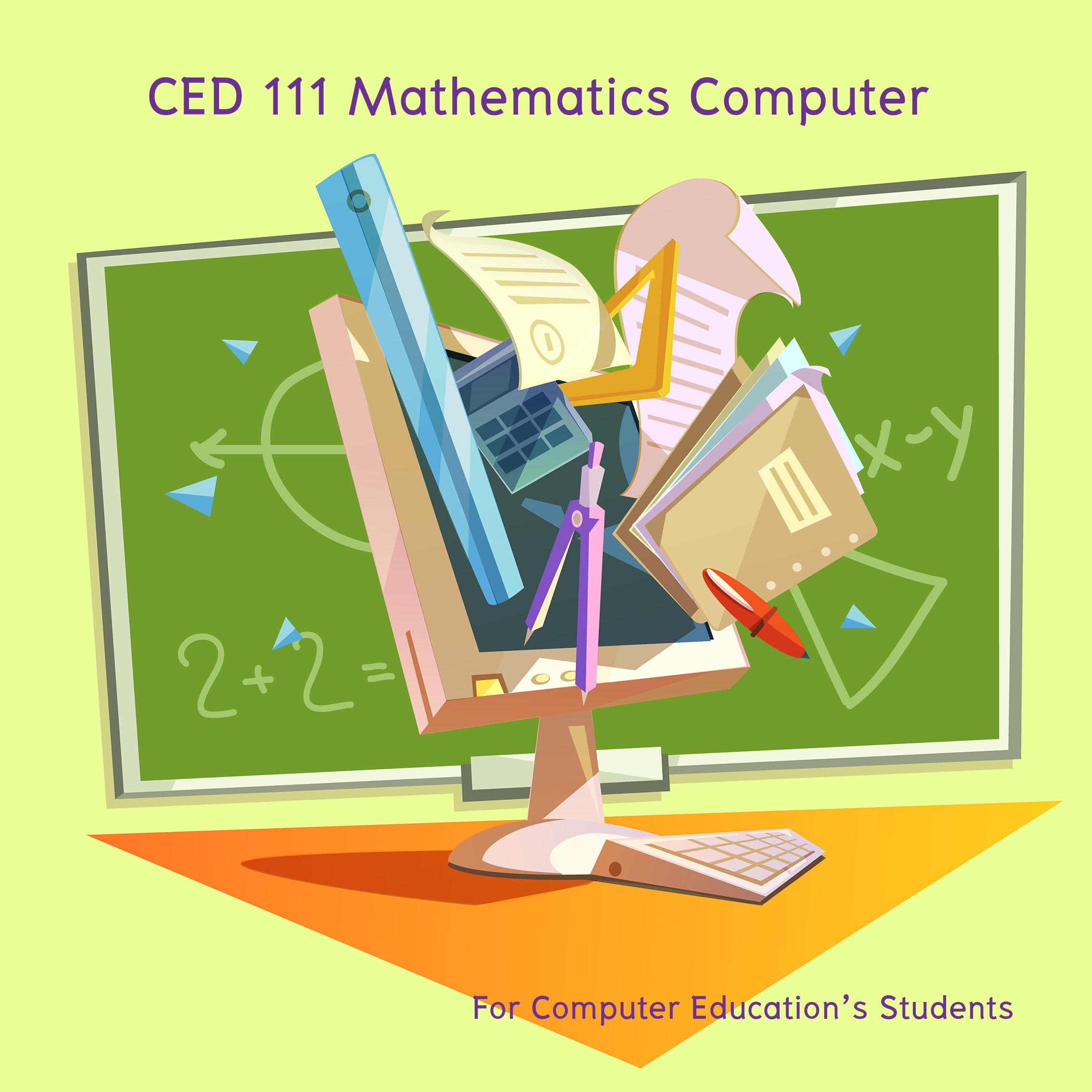 CED111 Mathematics Computer